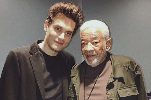 John Mayer tôn vinh nghệ sĩ quá cố Bill Withers