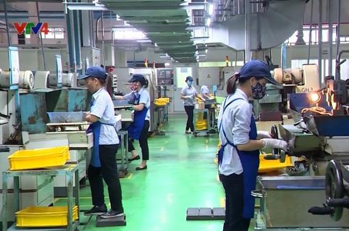 Doanh nghiệp nỗ lực chăm lo người lao động yên tâm sản xuất