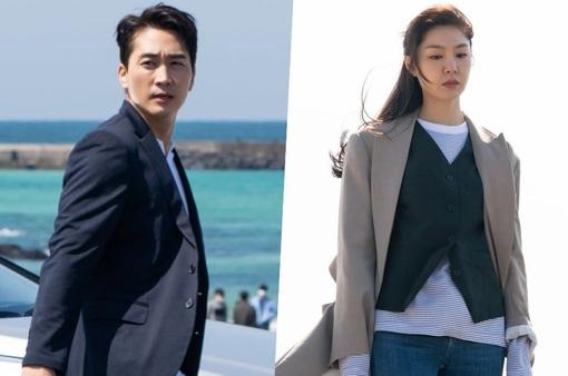 Song Seung Heon xuất hiện đầy lịch lãm trong phim mới