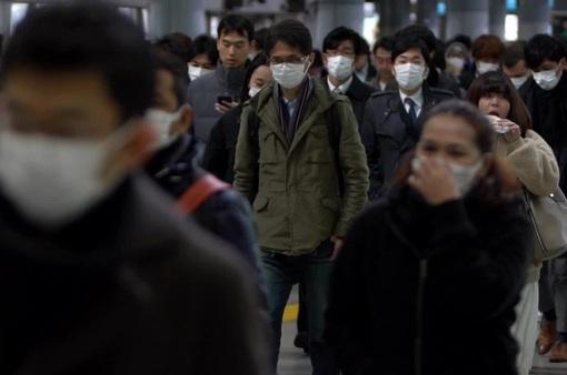 70% người tử vong do mắc COVID-19 tại Nhật Bản là nam giới