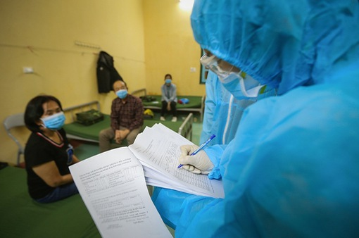 Xem xét xử lý hình sự người về từ Đà Nẵng không khai báo y tế