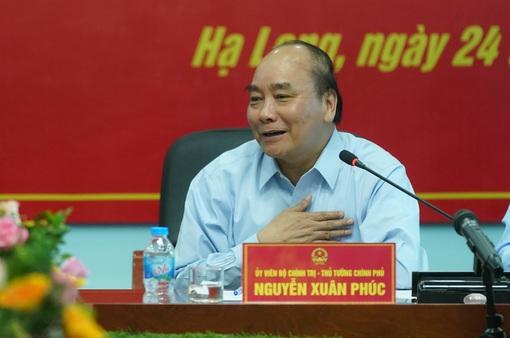 Thủ tướng: Cần có các biện pháp tiếp tục cải thiện đời sống công nhân mỏ