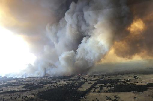 Khói bụi cháy rừng từ năm 2019 tại Australia khiến hơn 4.000 người nhập viện