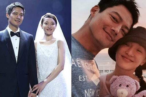Châu Tấn chưa muốn ly hôn vì chuyện chia tài sản?