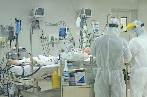 """Giành giật sự sống cho bệnh nhân 91: """"Có những lúctưởng như tuyệt vọng"""""""