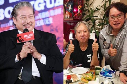 Sao võ thuật Hong Kong Hồng Kim Bảo bất ngờ sụt cân, gầy hốc hác