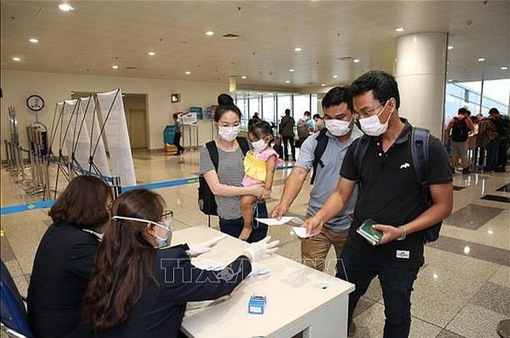 Quy định xuất, nhập cảnh của người nước ngoài vào Việt Nam
