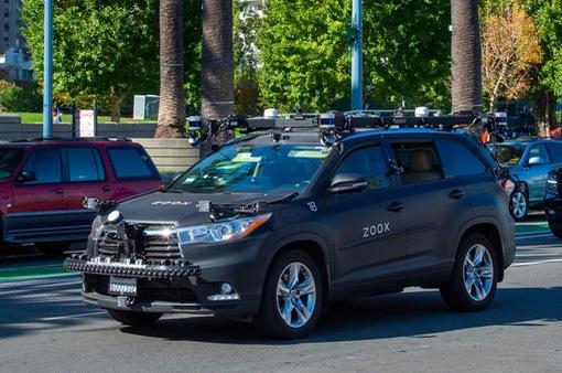 Amazon đàm phán mua Zoox, đẩy nhanh tốc độ sử dụng xe tự lái