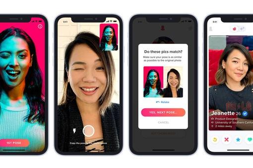 Tinder giới thiệu tính năng mới, người dùng yên tâm hẹn hò