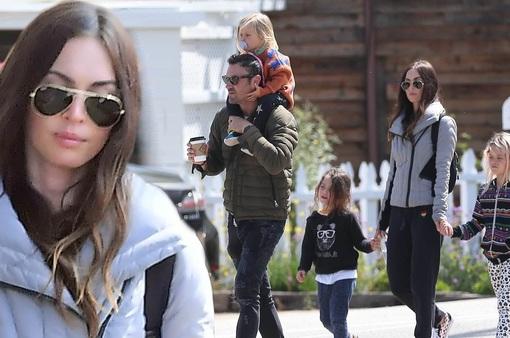 Megan Fox thừa nhận cảm thấy được là chính mình khi sống xa chồng