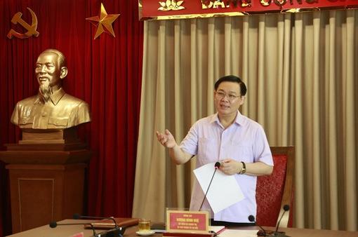 Bí thư Thành ủy Hà Nội: Công tác nhân sự phải được thực hiện đúng nguyên tắc, không nể nang