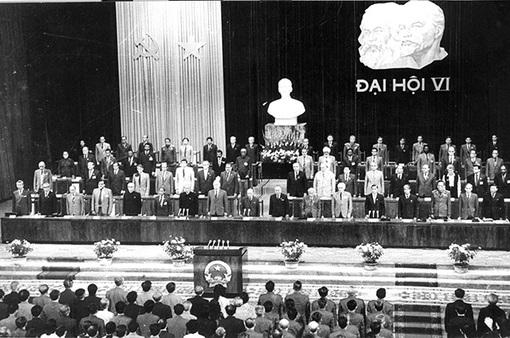 Đại hội đại biểu toàn quốc lần thứ VI của Đảng: Quyết tâm đổi mới
