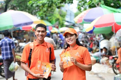 Viettel Myanmar vượt mốc 10 triệu thuê bao, vươn lên vị trí nhà mạng lớn thứ 2