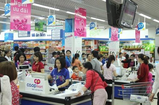 Đồng loạt kích cầu tiêu dùng nội địa trên toàn quốc