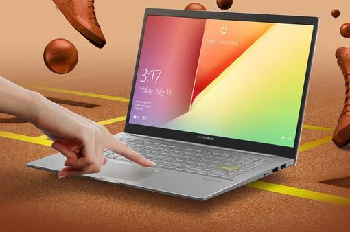 Asus VivoBook 14 lên kệ tại Việt Nam: Chip AMD Ryzen 4000, RAM 16GB, giá từ 15,5 triệu đồng