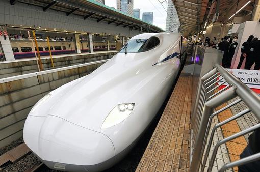 Choáng váng với tốc độ của tàu lượn siêu tốc mới ra mắt tại Nhật Bản