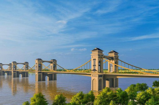 Hà Nội nghiên cứu xây dựng cầu Trần Hưng Đạo vượt sông Hồng