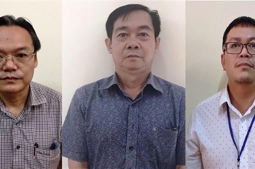 Lý do khởi tố 5 quan chức liên quan đến sai phạm tại Tổng Công ty Nông nghiệp Sài Gòn