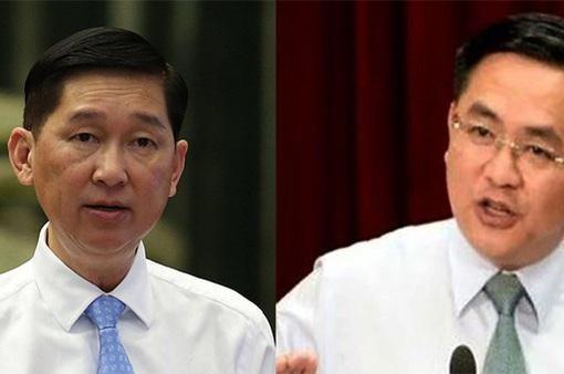 Phó Chủ tịch UBND TP.HCM Trần Vĩnh Tuyến bị khởi tố