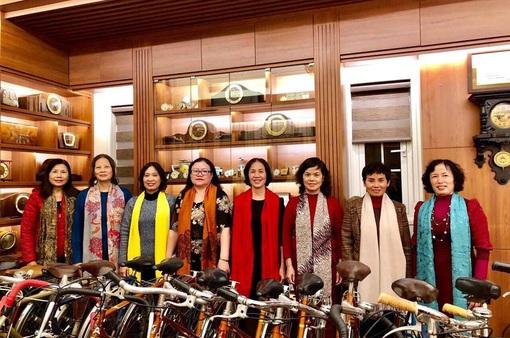 Ký ức Hà Nội qua những chiếc xe đạp cổ