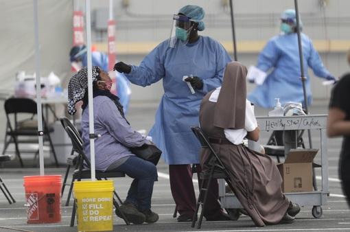 Hơn 13 triệu người mắc COVID-19 trên toàn cầu
