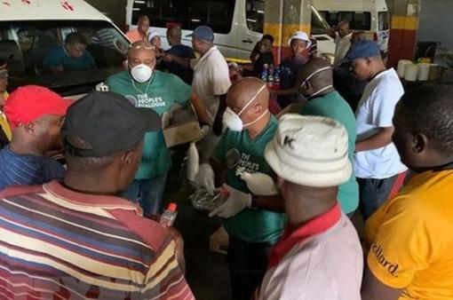 Nam Phi trở thành ổ dịch COVID-19 lớn thứ 10 trên thế giới