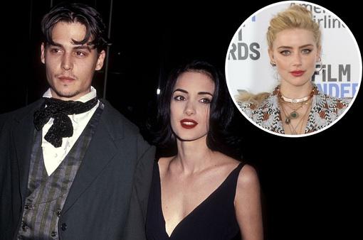 Tình cũ bảo vệ Johnny Depp giữa tâm bão