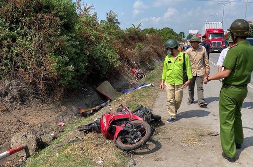 3 vụ tai nạn giao thông liên tiếp trong một buổi sáng, 3 người thương vong