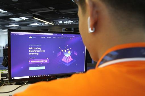 Đấu trường Học tăng cường - Cuộc thi đầu tiên về công nghệ học tăng cường tại Việt Nam