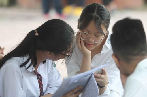 57,5 điểm mới vào được trường THPT công lập top 1 ở Đà Nẵng