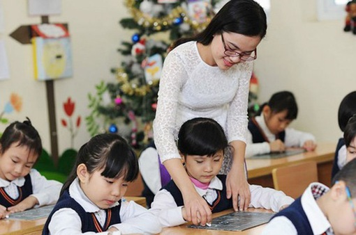 Từ 20/10, giáo viên Tiểu học áp dụng 7 điểm mới sau khi dạy học sinh