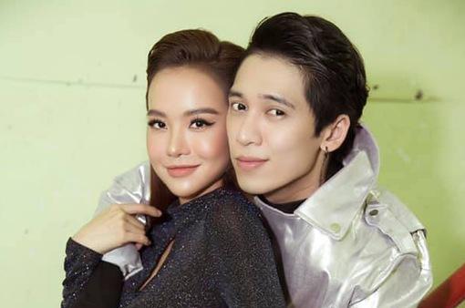 Tronie Ngô có hành động cực đáng yêu với bạn gái trên sóng truyền hình