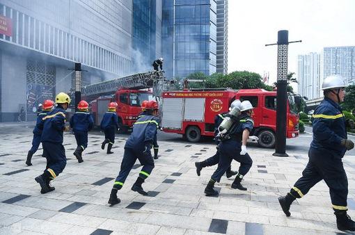 Hà Nội mở cao điểm tuyên truyền phòng cháy, chữa cháy