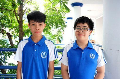 Lần đầu tiên một em học sinh lớp 10 vào tuyển Olympic Toán quốc tế