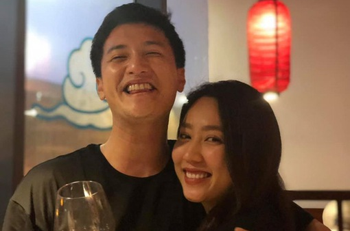 """Huỳnh Anh """"thả thính"""" Hồng Loan công khai"""