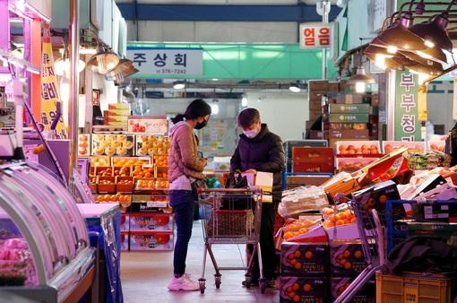 Khó bắt kịp xu hướng, chợ truyền thống Hàn Quốc nguy cơ bị bỏ lại phía sau