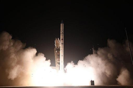 Israel phóng thành công một vệ tinh do thám mới