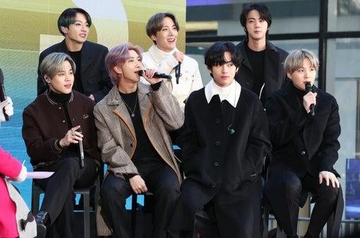 BTS đăng ký tham gia khóa học thạc sĩ