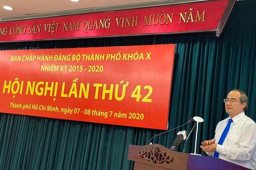 Bế mạc Hội nghị Ban Chấp hành Đảng bộ TP.HCM