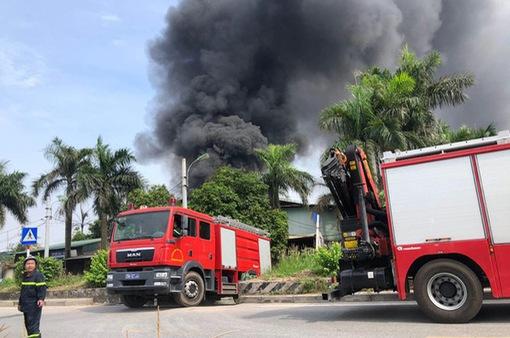 Chất lượng môi trường tại khi vực cháy kho hoá chất Long Biên đạt ngưỡng cho phép