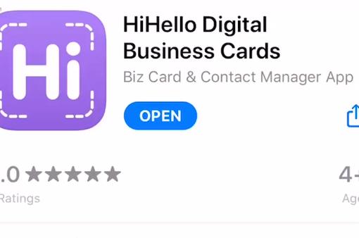 Bạn đã biết tạo danh thiếp điện tử với ứng dụng HiHello?
