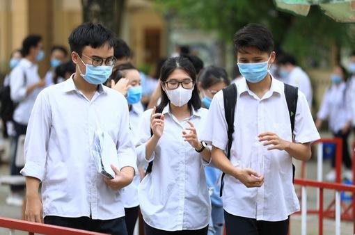 TP Hồ Chí Minh vẫn thi tuyển vào lớp 10, tăng cường chống COVID-19 ở thi tốt nghiệp THPT 2021