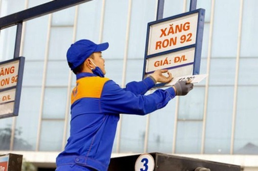 Giá xăng, dầu tăng mạnh