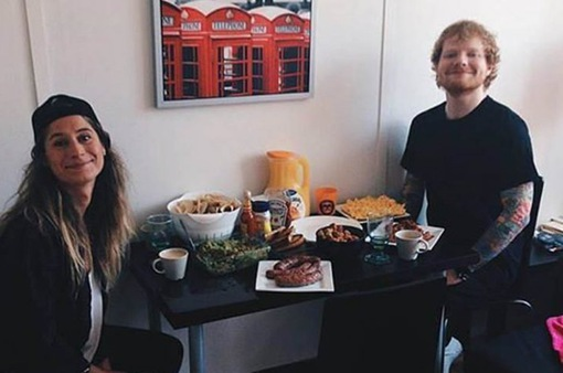 Ed Sheeran sắp lên chức bố