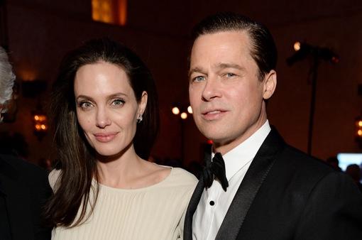 Brad Pitt - Angelina Jolie tiếp tục lùm xùm chuyện ly hôn