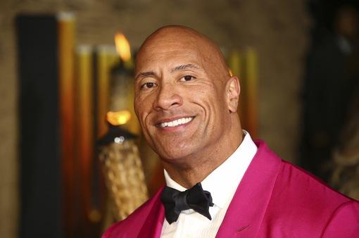 Nam diễn viên có thu nhập cao nhất thế giới tiếp tục gọi tên Dwayne Johnson