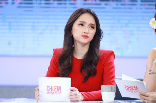 """Hương Giang tuyên bố cực gắt với """"tiểu tam"""""""