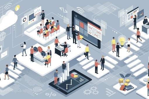 Chuyển đổi số - Xu hướng mới trong vận hành doanh nghiệp