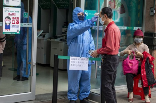 Phát hiện 1 ca dương tính, Trung Quốc phong tỏa 1 trung tâm thương mại Quảng Đông