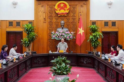 Thủ tướng Nguyễn Xuân Phúc: Phục hồi nền kinh tế dù còn gian khó nhưng cần bình tĩnh và lạc quan